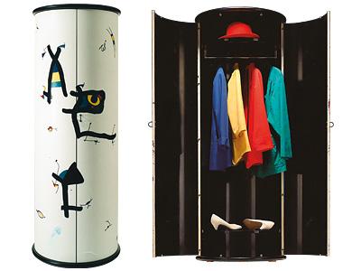 Fraubrunnen AG entwickelt 1993 die Kollektion SBox