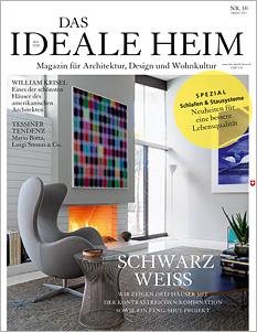 Titelseite Ideales Heim 10/2013