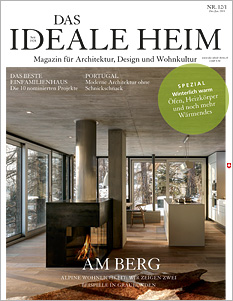 Titelseite Ideale Heim 12/2013
