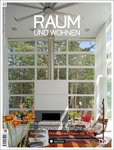 Titelseite Raum und Wohnen 09/2013