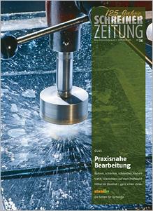 Titelseite Schreiner Zeitung 36/2013