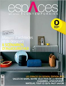 Titelseite espAces 05/2013