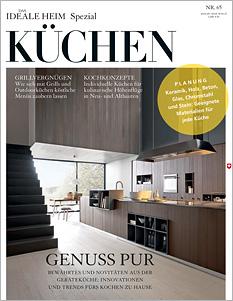 Titelseite Küchen 01/2013