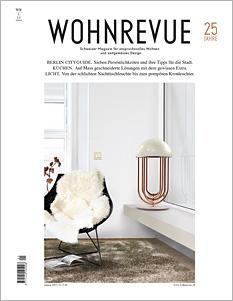 Titelseite Wohnrevue 01/2013