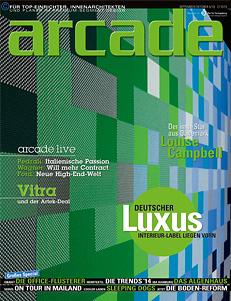 Titelseite arcade 05/2013