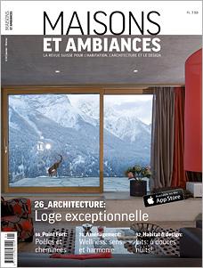 Titelseite Maison et Ambiances 01/2014