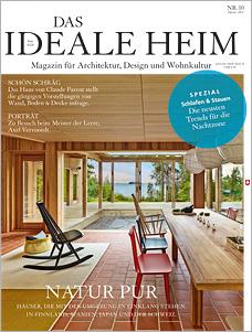 Das Ideale Heim 10/2014, Titelseite