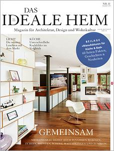 Das Ideale Heim 11/2014, Titelseite