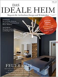 Das Ideale Heim 12/2014 + 01/2015, Titelseite