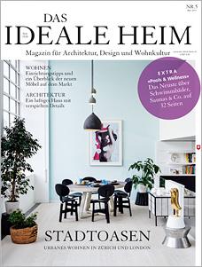 Das Ideale Heim 05/2015, Titelseite